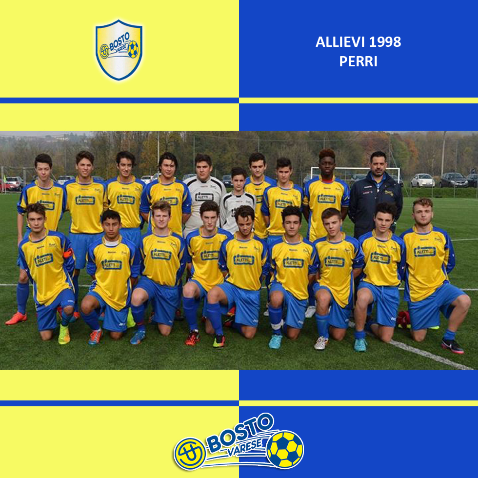 allievi varese bosto